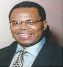 Magashe Titus Mafolo